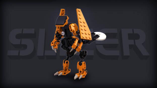 [Digital Render] Slizer Flare by TheMugbearer