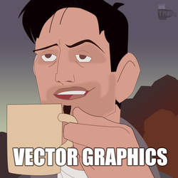 VECTOR GRAPHICS by TheMugbearer