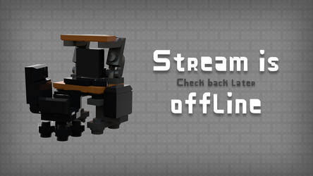 New AFK screen for my Twitch by TheMugbearer