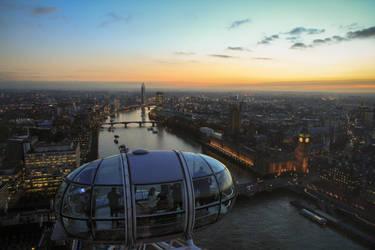 London View by lBlanc