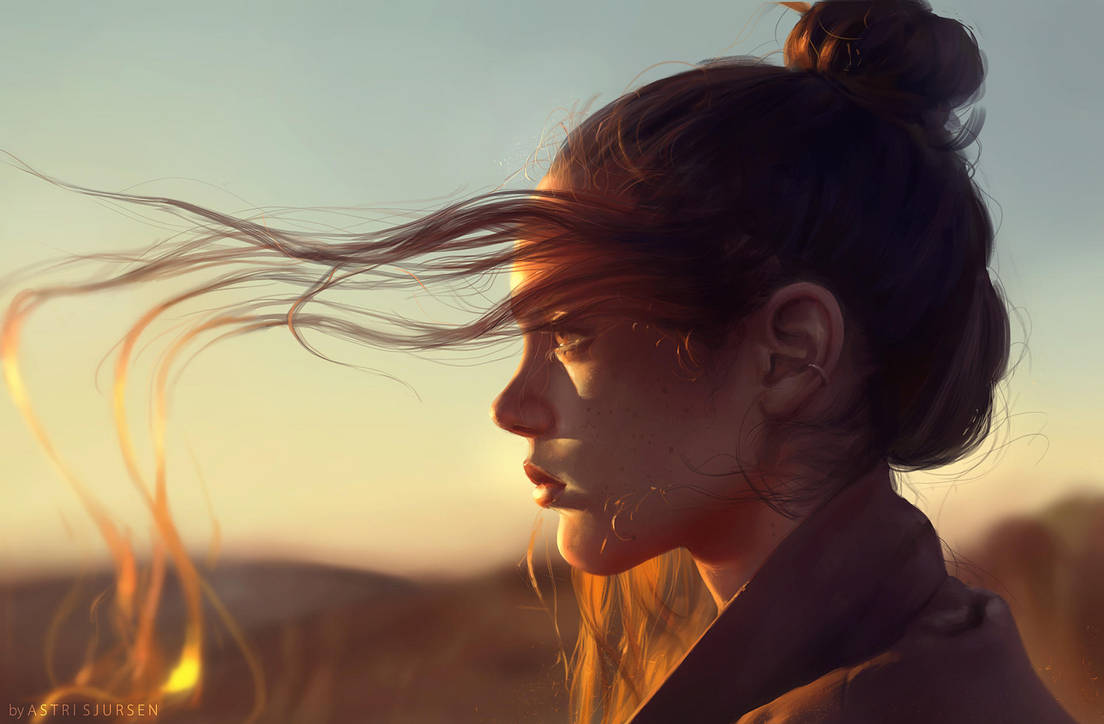 Warm by Astri-Lohne