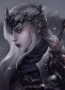 Ashes by Astri-Lohne