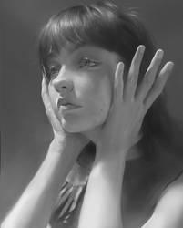 Portrait Study #12 by Astri-Lohne