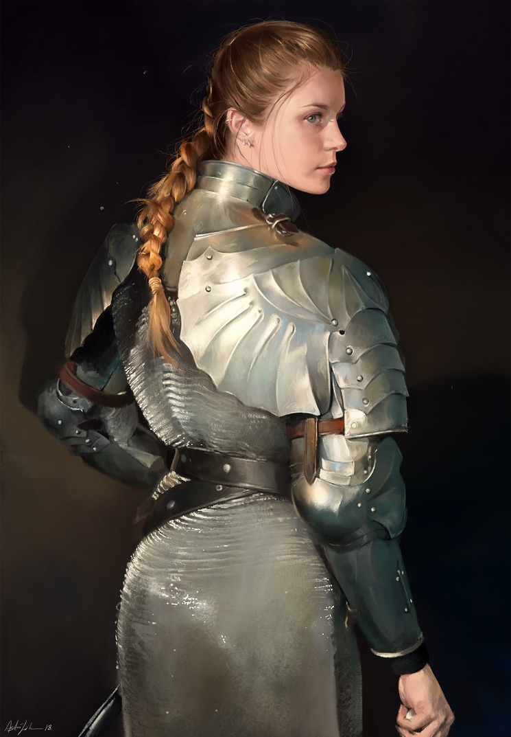 Armour Study by Astri-Lohne