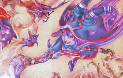 Lulu - League of legends by venntris