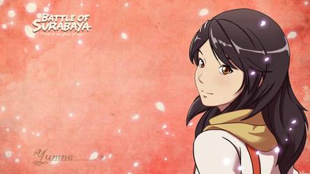 Yumna Wallpaper 2 by BattleofSurabaya