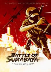 Teaser Poster BoS by BattleofSurabaya