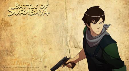 Danu wallpaper 2 by BattleofSurabaya