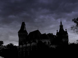 haunted castle by graveland69
