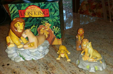 Lion King Merch by Wolf-Chalk