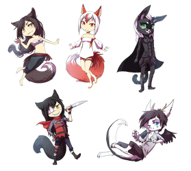 ChibiPack by Nerior