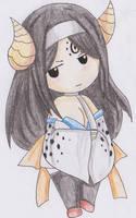 Chibi Sayla by Sophie4391