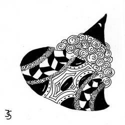 [One Day Zentangle] Day 05 by Sakuchu