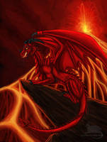 Lord of Chaos by BlueRavenfire