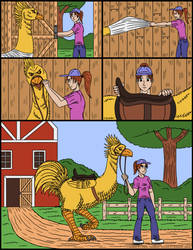 Chocobo TF pg8 by BlueRavenfire