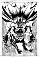 BATMAN by JoePrado2010