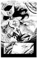 Green Lantern Corps 63 Page 05 by JoePrado2010