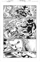 AQUAMAN Issue 11 Page 06 by JoePrado2010