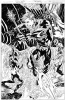 AQUAMAN Issue 13 Page 10 by JoePrado2010