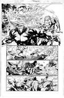 AQUAMAN Issue 13 Page 14 by JoePrado2010