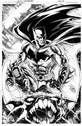 BATMAN COMMISSION 1 by JoePrado2010