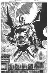 BATMAN COMMISSION 2 by JoePrado2010