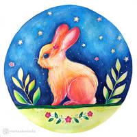 Bunny by mia-sko