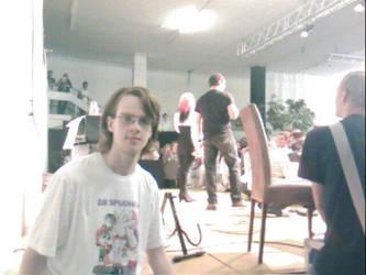 Me at SoS2010 by Dr-Spudhead