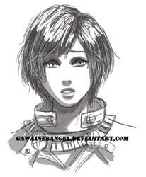 -FF12- Footsoldier by GawainesAngel