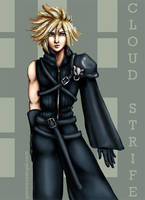 FF7AC Cloud by GawainesAngel