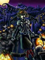 Where It's Always Halloween by GawainesAngel
