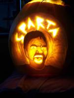 300 pumpkin by YXZY