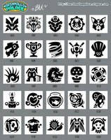 Vector Icons Set 02 by baby-marshmallow