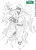 Jace Commission Pencils by baby-marshmallow