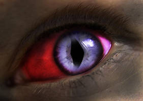 eye by snakkar