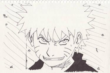 Naruto by SongOfAlbionTri