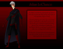 Ebon Spire NPC- LeChance by Nightiingale