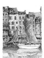 Honfleur by nicolasjolly