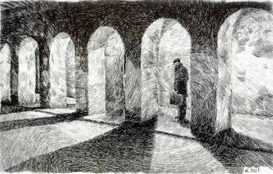 Fingerprint - Arcades by nicolasjolly