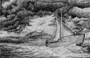 Fingerprint - Sailing by nicolasjolly