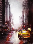 New York painting by nicolasjolly