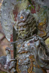 Statue: Mt Hachiman: 04 by taeliac-stock