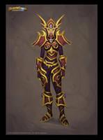 Alextrasas armorset design by Zagumennyy