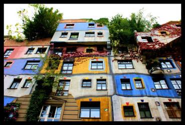 Hundertwasserhaus 17.9.09 by ALEC22