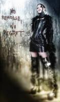 No remorse, no regret by ChristinaDeath