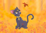 Halloween Luna by ChristinaDeath
