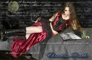 Christina Death I by ChristinaDeath