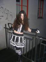Gothic Lolita III by ChristinaDeath