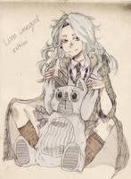 Luna Lavegood by 3kitty9