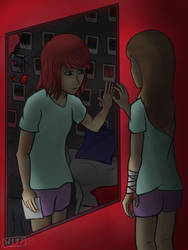 Mirror - The Twin Moons by Harpu89